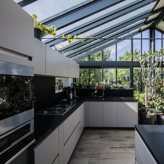 Véranda moderne - Véranda contemporaine design - SOKO